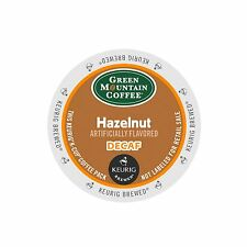 Green Mountain Coffee Hazelnut Decaf Coffee Keurig K-Cups 24-Count