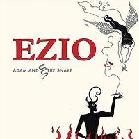 EZIO - ADAM AND THE SNAKE  CD NEU
