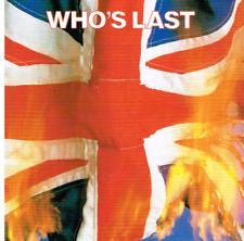 The Who - Who's Last - Live Recording, 1992 CD 17 Brilliant Tracks
