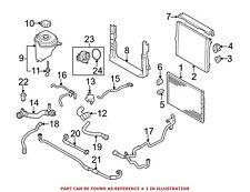 For BMW Genuine Radiator 17117594020