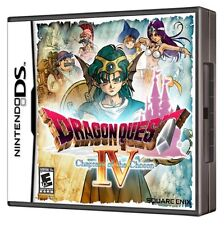 Dragon Quest IV: Chapters of The Chosen [Nintendo DS DSi, Turn-based JRPG] NEW