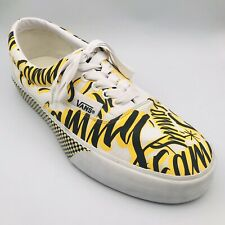 Vans Family Sample Size 66 Huge Shoe Promotional Yellow Black - No Tags