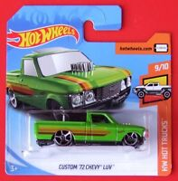 Hot Wheels 2019  ´72 CHEVY LUV  30/250 NEU&OVP