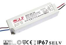 GPV-60-24E 60 Watt - 24 Volt LED Trafo Treiber Netzteil IP67 Wasserfest
