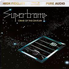 SUPERTRAMP - CRIME OF THE CENTURY - BLU-RAY AUDIO CD