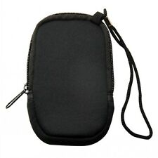 Soft Digital Camera Pouch Case Bag Potable Phone Neoprene Pouch with Rope