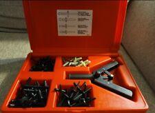 Huck Fasteners Pr-75K Quick Set Riveter Kit for Plastic Rivets, Case Included