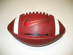 2020 Alabama Crimson Tide GAME BALL Nike Vapor Elite Football - Mac Jones Era