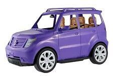 Barbie Purple SUV Jeep Car Vehicle