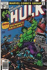The Incredible Hulk #219. VF. 1978
