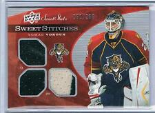 2007-08 TOMAS VOKOUN SWEET SHOTS SWEET STITCHES JERSEY #SST-TV PANTHERS #/299