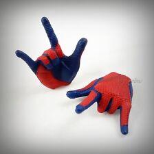 Hot Toys The Amazing Spider-Man : SPIDER-MAN Figure 1/6 HANDS #3