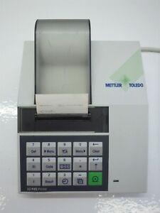 Mettler Toledo LC-P45 Lab Scale Balance Printer