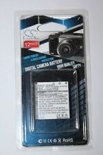CAMERON SINO  - Batterie 950mAh pour Casio Exilim Zoom EX-Z600BE - CS-NP40CA