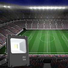 30W LED Flutlicht Fluter Strahler Im Freien Scheinwerfer Garten Lampe RGB IP65