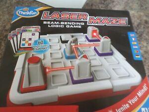 THINKFUN LASER MAZE BEAM BENDING LOGIC MAZE GAME FREE UK POST