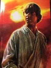 """2009 Star Wars """"New Hope The Life Of Luke Skywalker """""""
