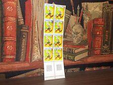 Astérix, Lot de 8 timbres oblitérés - Premier jour de la fête du Timbre