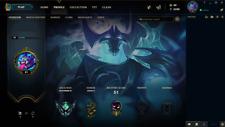 League of Legends Account | EUNE | PLATINUM IV | 69% WINRATE