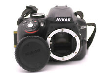 Nikon D D3300 24.2MP Digital SLR Camera - Nero (solo Corpo)