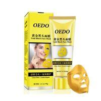 OEDO Gold Remove Blackhead Mask Shrink Pore Improve Rough Skin Acne Shills B7C3