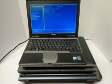 Lot of 5 Laptops, Non Working, or for Parts, 3 Dell, 1 Hp, 1 Asus, see list