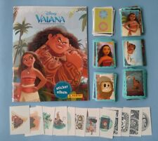 Vaiana album neuf vide + set complet stickers non collés  PANINI 2016