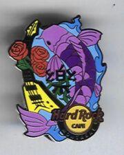 Hard Rock Cafe Closed Montreal Koi Series 2008 pin