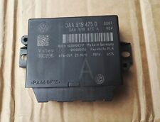 VW TOURAN PASSAT TIGUAN CADDY PDC PARKING CONTROL MODULE 3AA919475D