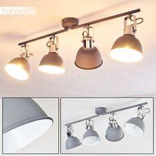 Plafonnier Lampe à suspension Lustre Lampe de cuisine 4 spots de plafond Métal