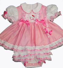 Adult BAby Sissy Pink Hello Kitty Ballerina ~ BUNDLE ME UP BABY ONE-ZEE Dress
