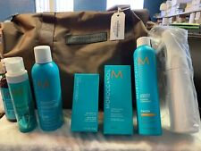 Moroccanoil Treatment +Hair Bundle With Free Travel Bag Brand New
