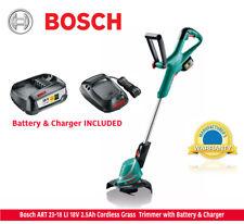 Bosch ART 23-18 Li 18V Cordless Grass Strimmer with Battery & Charger