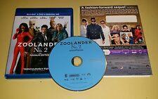 Zoolander 2 (Blu-ray 2016,
