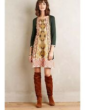 NWT ANTHROPOLOGIE Lanka Tunic Dress SWEATER DRESS Knitted and Knotted $168 SZ M