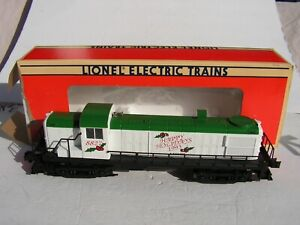 "Lionel No. 8827 ""Happy Holidays"" Christmas RS 3 Locomotive /Ex+++"