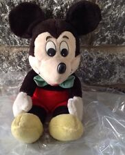 Vintage Walt Disney production#70s MICKEY MOUSE plush official 45 cm/18''