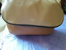 Fossil Classic Shoulder/Crossbody Bag Purse Lots of Storage and Extension Zipper