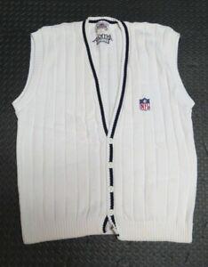 Payne Stewart PGA Tournament Match Used Worn NFL Logo Antigua Golf Vest! Tour