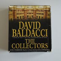The Collectors: by David Baldacci - Audiobook - 10CDs