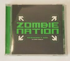 Zombie Nation Kernkraft 400 CD Maxi-Single - Complete