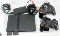 OEM Sony PS2 SLIM System Console Playstation 2 NOT WORKING FOR PARTS OR REPAIR