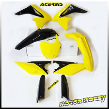 KIT PLASTICHE FULL KIT ACERBIS SUZUKI RM-Z 250 2010 - 2017 COLORE REPLICA