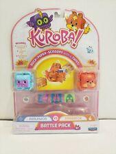 Playmate Toys Kuroba Avalawob Vs Emberfox Battle Pack Brand New