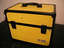 Rauchgasanalysegerät IM 2800 P im Koffer mit Drucker, MwSt