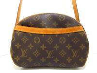 Auth LOUIS VUITTON Blois M51221 Monogram BA0062 Shoulder Bag