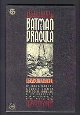 Batman: Red Rain ~ Batman VS Dracula ~ Hardcover 1st Print SIGNED ~ DC 1991