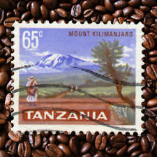 2 lbs Tanzanian Northern Fancy Peaberry Mondul Estate Fresh Medium Roast Coffee