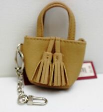 Women's Merona Tan Mini Handbag Key Chain