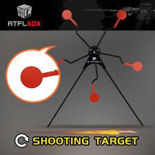 ATFLBOX Airsoft Gun of Shooting Reset Traget  Ferris Wheel For Air gun Target